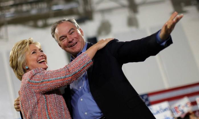 Filadélfia se prepara para Convenção Nacional do Partido Democrata