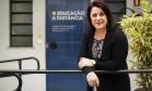 Para Beatriz Balena, vice-reitora da Veiga de Almeida, flexibilidade dos cursos não significa que os conteúdos ficaram mais fáceis Foto: Agência O Globo