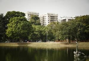 Bairros como São Cristóvão foram valorizados por melhorias em infraestrutura e proximidade do Centro Foto: Fernando Lemos / Agência O Globo