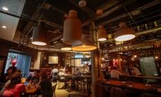 O restaurante A Casa do Porco é um dos que participarão do festival Taste of São Paulo, em setembro Foto: Pedro Kirilos / Agência O Globo