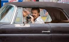 Ryan Gosling em cena no longa 'Dois caras legais' Foto: Daniel McFadden / Divulgação