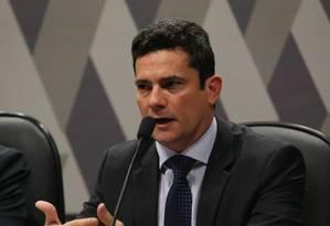 Sigilo só será levantado depois que o STF decidir pela divulgação ou não dos depoimentos ligados à empreiteira Foto: Aílton de Freitas / O Globo