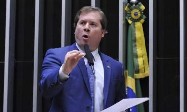 O deputado Marx Beltrão, em depoimento, reconheceu que não tinha condições intelectuais de ser prefeito: 'Não tinha ideia' Foto: Divulgação/Câmara dos Deputados