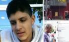 Suspeito é identificado pela mídia como Ali Sonboly Foto: Reprodução internet