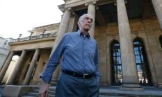 O ministro das Relações Exteriores, José Serra, no Palácio do Itamaraty Foto: Pablo Jacob / Agência O Globo