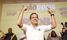João Dória é candidato pelo PSDB Foto: Agência O Globo