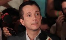Celso Russomanno é candidato pelo PRB Foto: Eliaria Andrade / Agência O Globo