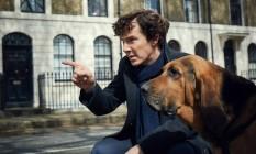 Cena da quarta temporada de 'Sherlock' Foto: Divulgação
