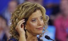 Renúncia. Debbie Wasserman Schultz renunciou após vazamento de e-mails Foto: SCOTT AUDETTE / REUTERS