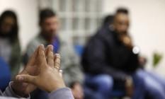 """O programa socioeducativo """"E, agora José? é destinado a homens enquadrados na Lei Maria da Penha Foto: Edilson Dantas / Agência O Globo"""
