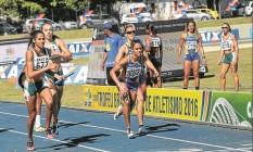 Letícia Cherpe vai disputar o revezamento 4x400m pelo Brasil Foto: Divulgação