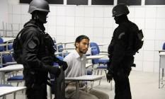 Homem ameaçou detonar bomba em Salvador se entregou à Polícia Foto: Divulgação/SSP-BA
