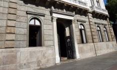 Palácio, no Catete, é patrimônio cultural e guarda relíqueas históricas Foto: Ana Branco / Agência O Globo