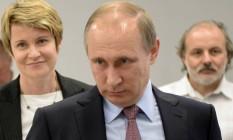 O presidente russo, Vladimir Putin Foto: Alexei Nikolsky / AP