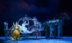 """O musical """"Cinderella"""" ficará em cartaz por quatro meses Foto: Divulgação/Marcos Mesquita"""