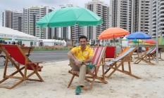 Mario Cilenti será afastado do comando da Vila Foto: Marcelo Carnaval/OP Globo