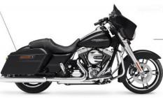 Street Glide Special 2015: problema na embreagem leva a recall de motos da Harley-Davidson Foto: Divulgação