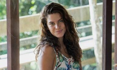 Mariana Goldfarb: a musa do verão 2017 da Redley Foto: Demian Jacob