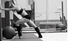 Ginasta Marinette Brevet francesa encanta seguidores com fotos de treino Marinette Brevet Foto: Reprodução/Instagram