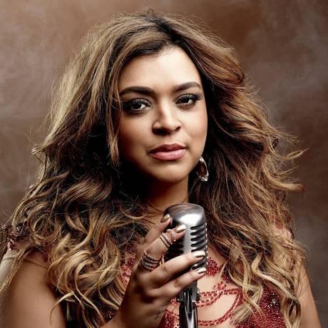 A cantora Preta Gil Foto: Divulgação