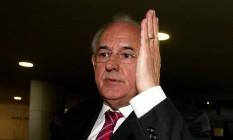 Ex-ministro da Defesa, Nelson Jobim Foto: Ailton de Freitas / Agência O Globo