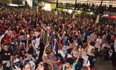 Profissionais votaram pela suspensão da greve Foto: Reprodução
