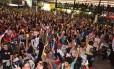 Profissionais votaram pela suspensão da greve