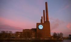 Usina na sede da Volkswagen em Wolfsburg, Alemanha Foto: Krisztian Bocsi / Bloomberg News/10-12-2015