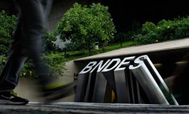 Impacto. Sede do BNDES: reconhecimento de risco de perda com empresas em recuperação judicial deve subir Foto: Pedro Teixeira / Pedro Teixeira/30-3-2016