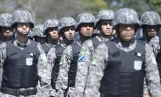 Força Nacional vai patrulhar o metrô durante os Jogos Olímpicos Foto: Agência Brasil