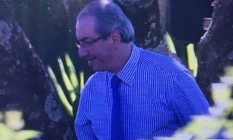 O deputado Eduardo Cunha Foto: André Coelho