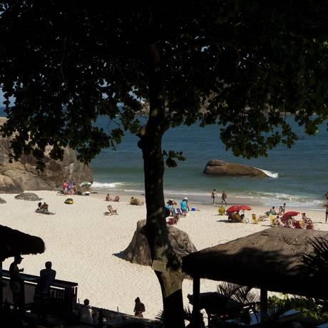 A Praia de Abricó Foto: Guilherme Leporace / Agência O Globo