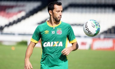 Ainda em recuperação, Nenê não treinou com os companheiros Foto: Divulgação/Paulo Fernandes/27-05-2016 / Terceiro