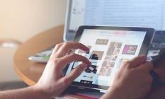 Embora seu mercado tenha estagnado, o tablets fazem parte da revolução tecnológica da internet na comunicação Foto: Divulgação