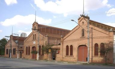 A sede da Cinemateca Brasileira, em São Paulo Foto: Divulgação / Cinemateca