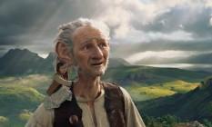 Cena de 'O Bom Gigante Amigo', de Steven Spielberg Foto: Reprodução