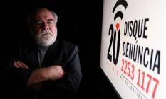 O coordenador do serviço, Zeca Borges Foto: Marcelo Theobald / Agência O Globo / Arquivo / 08/09/2015