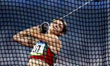 A bielorrussa Aksana Miankova Foto: Reuters