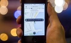 Aplicativo do Uber: suporte poliglota durante as Olimpíadas Foto: Divulgação