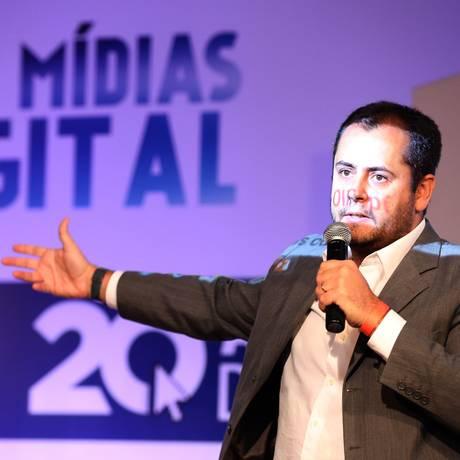 Repórter Fabio Vasconcelos, do núcleo de jornalismo de dados do GLOBO. Foto: Agência O Globo