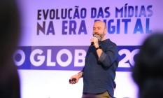 Sergio Salvador, diretor da agência Huge. Foto Eduardo Uzal / Agência O Globo Foto: Eduardo Uzal / Agência O Globo