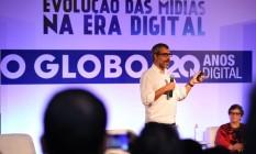 Erick Brêtas, diretor de Mídias Digitais da TV Globo. Foto Eduardo Uzal / Agência O Globo Foto: Eduardo Uzal / Agência O Globo