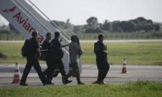 Suspeito de manter ligações com grupo terrorista foi preso na Paraíba Foto: Terceiro / Agência O Globo