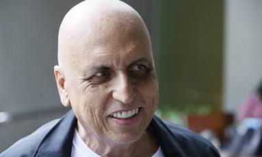 Luiz Fernando Pezão está curado do câncer, segundo médico Foto: Pablo Jacob / Agência O Globo