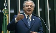 O ex-governador de Roraima Neudo Campos Foto: Divulgação/Câmara dos Deputados