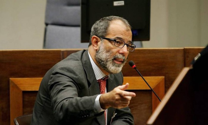 Marcelo Sereno, ex-secretário nacional de comunicação do PT Delator Foto: Marcelo Piu / Agência O Globo/9-11-2010