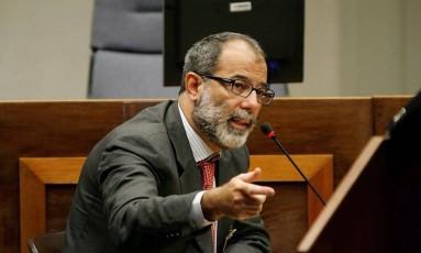 Delator diz que empresa ligada a Marcelo Sereno (na foto) teria sido usada para repassar propina ao PT Foto: Marcelo Piu/9-11-2010