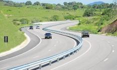O valor da tarifa básica na rodovia passará para R$ 11. No fim de semana, a cobrança será de R$ 18,30 Foto: valor da tarifa básica na rodovia passará para R$ 11. No fim de semana, a cobrança será de R$ 18,30