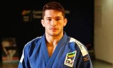 Guerreiro: Judoca é sargento e vê pontos de contato entre o judô e a caserna Foto: Fabio Rossi / Agência O Globo