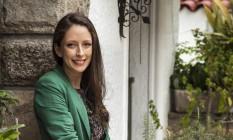 Escolha. Marta Spacenkopf prioriza alimentos naturais Foto: Hermes de Paula